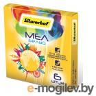 Мел белый Silwerhof 882085-06 Солнечная коллекция (6шт) картон.коробка