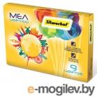 Мел цветной Silwerhof 882086-09 Солнечная коллекция 9цв. картон.коробка