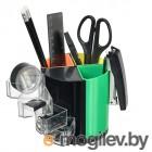 Настольный набор Silwerhof (10 предметов) пластик