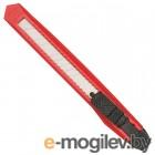 Нож канцелярский Silwerhof 460043 шир.лез.9мм ассорти пакет с европод.