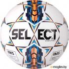 Футбольный мяч Select Contra IMS (размер 5, белый/оранжевый)