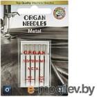 Иглы для швейной машины Organ 5/90-100 (для металлизированной нити)