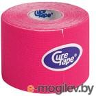 Кинезио тейп CureTape Pink 160165