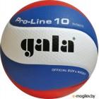 Мяч волейбольный Gala Sport Pro-Line 10 / BV5581S (размер 5, белый/голубой/красный)