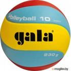 Мяч волейбольный Gala Sport 230 Light 10 / BV5651S (размер 5, голубой /красный/желтый)