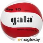 Мяч волейбольный Gala Sport Bora 10 / BV5671S (размер 5, белый/красный)