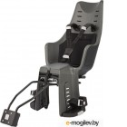 Детское велокресло Bobike Exclusive Maxi 1P / 8011100017 (urban grey)