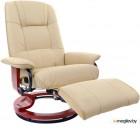 Массажное кресло Calviano 2160 с пуфом