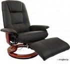 Массажное кресло Calviano 2161 с пуфом
