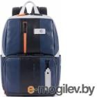 Рюкзак Piquadro Urban CA3214UB00BM/BLGR синий/серый