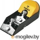 Рубанок TOPEX 11A115  с двумя лезвиями 150x50мм