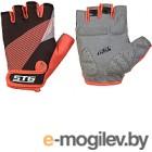 Перчатки велосипедные STG Х87912 (М, черный/красный)