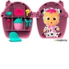 Кукла с аксессуарами Cry Babies Плачущий младенец в домике / IMC098442