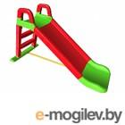 Горка Doloni Весёлый спуск / 014400/01 (зелёный/красный)