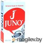 Набор тростей для саксофона Vandoren JSR6125 Juno (10шт)