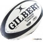 Мяч для регби Gilbert G-TR4000 / 42097805 (размер 5, белый/черный)