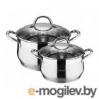 Набор посуды Bergner BG-9513-LMM Gourmet