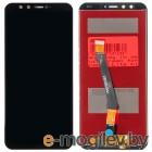 дисплей в сборе с тачскрином для Huawei для Honor 9 Lite черный