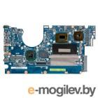 материнская плата для Asus UX32VD i7-3537U  RAM 2GB GT620 SSD 24GB модель для подключения HDD SATA [60-NP0MB1N00-A11]