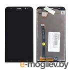 (На запчасти)Дисплей в сборе с тачскрином для ASUS для ZenFone 2 ZE551ML, черный