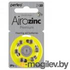 Perfeo ZA10/6BL Airozinc Premium (6 штук)