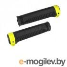 Грипсы Hafny HF-220 Black-Yellow