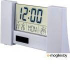 Часы, будильники & многофункциональные гаджеты Perfeo City PF-S2056 White PF_A4691