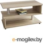 Журнальный столик SV-мебель №2 (сосна карелия)