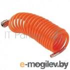 Шланг FUBAG 170201  спиральный с фитингами рапид химически стойкий полиамидный 10м 20бар 6x8мм 10