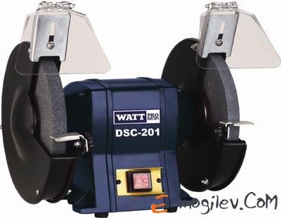 DSC 201 WATT (220В/400Вт,круг-200х25х32мм/2800об/мин) 21.400.200.00