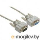 Greenconnect Удлинитель 0-модемный COM RS-232 3 m GCR-DB903-3 m 9M AM / 9F AF, пакет Greenconnect Удлинитель 0-модемный COM RS-232 3 m GCR-DB903-3 m 9M AM / 9F AF, пакет