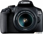 Зеркальный фотоаппарат Canon EOS 2000D Kit 18-55mm III