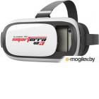 3D очки SMARTERRA VR3 для смартфонов (черно-белый)