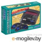 Игровая консоль Sega Magistr Drive 2 Little черный в комплекте: 98 игр