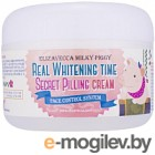 Пилинг для лица Elizavecca Milky Piggy Real Whitening Time Secret Pilling Cream (100мл)