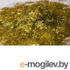 Блестки для жидких обоев Bioplast Люрекс SB206 (10г, золото)