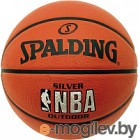 Баскетбольный мяч Spalding NBA Silver 83014Z (размер 5)