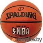 Баскетбольный мяч Spalding NBA Silver 83016Z (размер 7)