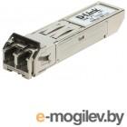 Модуль D-Link DEM-211/DD/F1A SFP-трансивер с 1 портом 100Base-FX для многомодового оптического кабеля (до 2 км)
