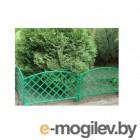 Забор декоративный Gardenplast Romanika 1 (шоколад)