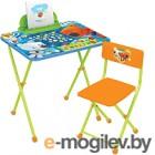 Комплект мебели с детским столом Ника Ми-ми-мишки ММ1/1