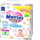 Трусики-подгузники Merries S (62 шт)