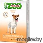 Витамины для животных Zooлекарь Здоровье и сила для собак (90таб)