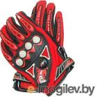 Перчатки велосипедные No Brand MCS-23 (красный)