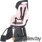 Детское велокресло Bobike Go Frame / 8012400004 (lemon sorbet)