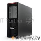 Рабочая станция Lenovo ThinkStation P520 Tower C442 900W 1xXeon W-2123 (3.6G, 4C), 1x8GB RAM ECC, 1 x 256GB PCIe TLC M.2 SSD, NO GRAPHICS CARD KIT, DVD CD-RW, USB KB&Mouse, Win 10 Pro64 WS-RUS, 3YR Onsite