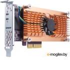 Адаптер QNAP QM2-2P-384