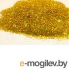 Блестки для жидких обоев Bioplast Глиттер М50 (10г, золото)