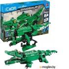 Конструктор управляемый CaDa Динозавр и Крокодил / C51035W (450эл)