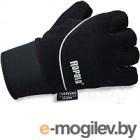 Перчатки для рыбалки Rapala Stretch Half Finger / RSGHF-XL